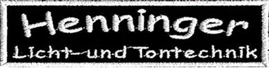 Henninger – Licht und Tontechnik
